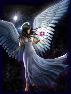 Pictures of Angelic Angels | 3D Angel by xboy360 on deviantART