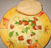 Kartoffel - Käse - Suppe (Rezept mit Bild) von Schnutzel   Chefkoch.de