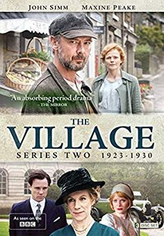 The Village - Series Two BFS Entertainment Period Drama Movies, Period Dramas, Bbc, Love Movie, Movie Tv, Amazon Prime Movies, John Simm, English Movies, Book Tv