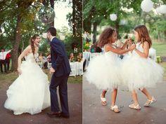 Bohemian Dallas Wedding