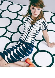 Shop Spring 2015 at Boden USA |--love some of their 60s retro styles