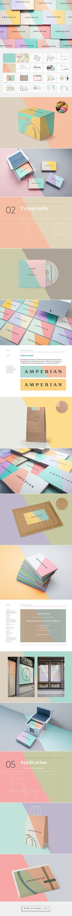 Amperian on Behance by BÜRO UFHO curated by Packaging Diva PD nice logotype and color branding and packaging design created https://www.behance.net/gallery/22869259/Amperian