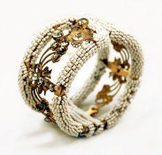 seed bead jewellery