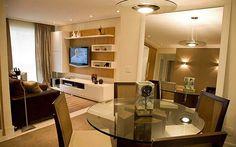Apartamento de solteiro: alternativas para ganhar espaço - Arquitetura - iG