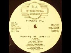 Fingers Inc. - Mystery Of Love (Club Mix)