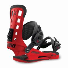 Durable, lightweight and sporting just the right amount of flex, the Union Flite Pro snowboard bindings are the perfect choice for endless park laps. Union Bindings, Pro Snowboarders, Snowboard Bindings, Snowboarding Men, Wakeboarding, Modern Man, Ankle Straps, Black N Yellow, Baby Car Seats