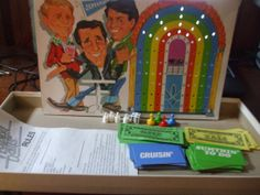 1976 Vintage Fonzie's real Cool Happy Days Game by by PAULIE22, $12.95
