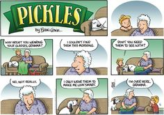 Pickles strip for January 11, 2015