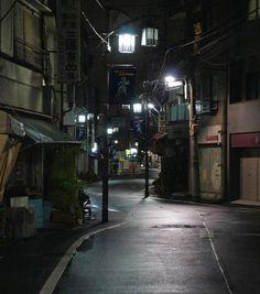 夜散歩のススメ「よみせ通り」 東京都台東区谷中