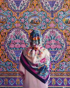 iran hijab U. Iranian Women, Iranian Art, Iranian Beauty, Iran Girls, Mode Turban, Persian Architecture, Shiraz Iran, Teheran, Portrait Studio