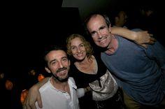 Carlos, Carol y Armando, siempre sonriendo!