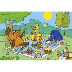 Die Sendung mit der Maus als 60-teiliges Kinderpuzzle - bei weltbild.de für 6.99Euro. #weltbild #kinder