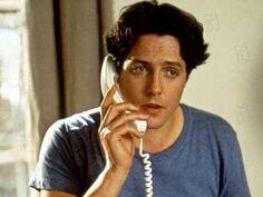 "Hugh Grant as William ""Will"" Thacker | William Thacker (Hugh Grant) dans Coup de foudre à Notting Hill (1999 ..."