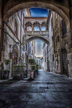 Spoleto, Umbria_ Italy