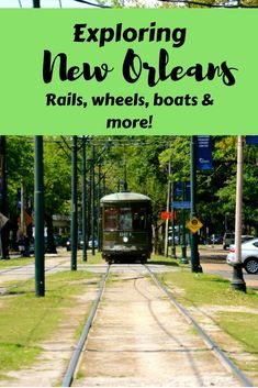 Exploring New Orleans by way of its different modes of transportation is a great way to see the city, plus it's fun for the kids and family. Travel in the Big Easy is a blast, whether it be by streetcar, a boat ride, the hop on/ hop off bus, and more! Here's our guide to all the different ways you can see this amazing city.