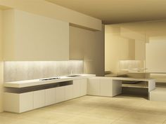 INDEX Kitchen is Minimal's Entry Level Line. Contemporary design, customisation and versatility are the basic characteristics of this kitchen collection. Kitchen Interior, Kitchen Design, Ultra Modern Homes, Wood Shop Projects, Interior Architecture, Interior Design, Bathroom Essentials, Kitchen Collection, Minimalist Kitchen