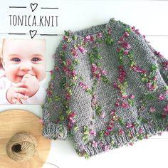 Best 11 How to make a Knitted Kimono Baby Jacket – Free knitting Pattern & tutorial – Sa… – – SkillOfKing. Baby Knitting Patterns, Knitting For Kids, Free Knitting, Baby Sweaters, Girls Sweaters, Knitting Sweaters, Crochet Baby, Knit Crochet, Baby Cardigan
