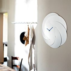 Infinity Wall Clock by Abi Alice for Alessi