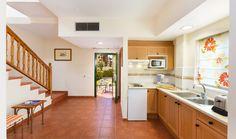Villa 2 dormitorios. 2 Bedrooms Villa. Villa, Hotels, Kitchen Cabinets, Table, Furniture, Home Decor, Yurts, Decoration Home, Room Decor
