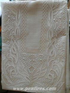 Barong Tagalog Tela für Raya-Stil - Embriodery - Welcome Haar Design Big Men Fashion, Diy Fashion, Groom Fashion, Barong Wedding, Punjabi Wedding, Hand Embroidery, Embroidery Designs, Barong Tagalog, Sherwani Groom