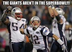 NFL memes: Patriots vs Giants
