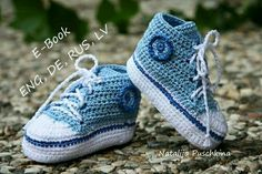 PDF with 150 photos - Baby Boy Booties Crochet Pattern and Diagram Pattern. via Etsy. Crochet Baby Shoes, Crochet For Boys, Crochet Baby Booties, Crochet Slippers, Baby Slippers, Free Crochet, Baby Boy Booties, Baby Boy Shoes, Baby Tennis Shoes