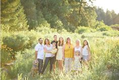 Great family picture idea