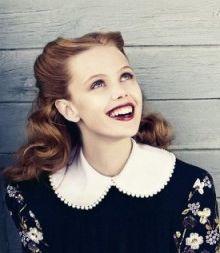Frida Gustavsson- Elle Sweden