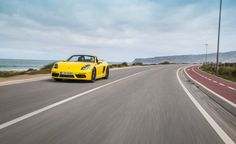 2017 Porsche 718 Boxster Driven! - Photo Gallery of First Drive from Car and…