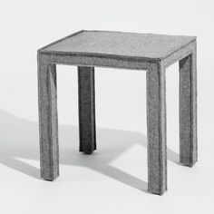 Felt Series by Reed and Delphine Krakoff for Established & Sons