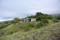 Reginald Saderson Sims Residence. Waimea, Hawaii. 1995. Taliesin Associated Architects. Based on Frank Lloyd Wright Usonian plans for Cornwell residence in Pennyslvinia. 1954