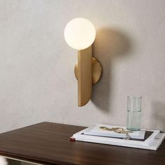 Bower LED Sconce | west elm CA
