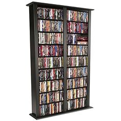 Nobody does it better! You may have seen other Media Storage Towers in your journeys but you have never come across the styling, variety, storage capacity or value for the money, anywhere. We beat the competition…hands down. We offer six (6) sizes in 5 colors. We also did not skimp on the... more details available at https://furniture.bestselleroutlets.com/game-recreation-room-furniture/tv-media-furniture/media-storage/product-review-for-venture-horizon-media-storage-to