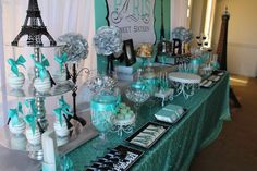 Paris Birthday Party Ideas | Photo 6 of 20 | Catch My Party