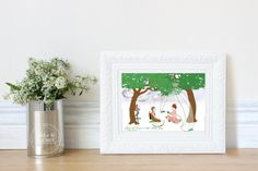 Art Prints for Book Lovers NeverEnding Story by AddieandGeorge, $14.00 #books #Bookworms #fandoms