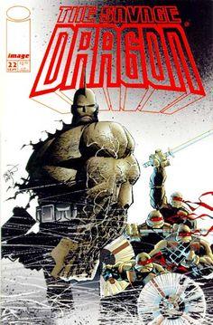 Savage Dragon # 22
