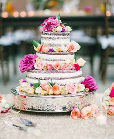 10 Naked Cakes You Have to See | TheKnot.com