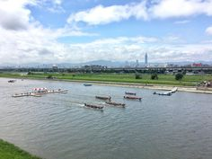 Places to visit in Taipei - Dragon Boat Festival Dajia Riverside Park Taipei Travel Guide, Taiwan Travel, Stuff To Do, Things To Do, Taipei 101, Dragon Boat Festival, Riverside Park, Amazing Race, Budget Travel