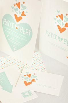 Wedding Invitations Blog Paper