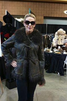Modeling for AFC at Tablescapes - 9/17/13   - #AlaskanFur #AFC #KansasCity #KC #Fashion #Fur #Charity #Fall #Winter #FallFashion #Jackets #Coats #Womenswear #Model #BTS #Designer #lookbook #beautiful #glamorous #glam #leather #cashmere #workit #Tablescapes2013 #Tablescapes #BOTAR #AmericanRoyal #TheAmericanRoyal