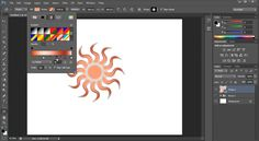 Photoshop CS6 Vector Fun