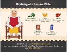 Anatomy of a Seniors Plate