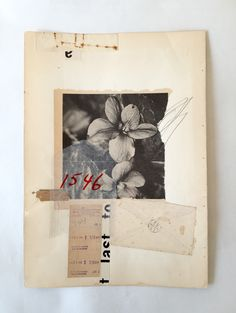 """leeamckenna: """" Handmade Collage 2015 Lee McKenna """""""