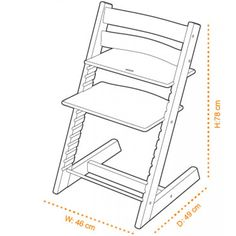 Stokke Tripp Trapp High Chair-baby enRoute