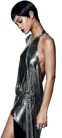 Rihanna Vogue | 2014 | Cynthia Reccord