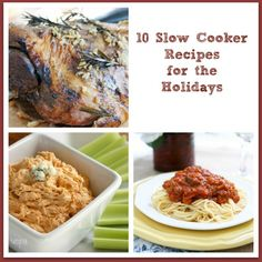 Slow Cooker Recipes for the Holidays via Babble.com