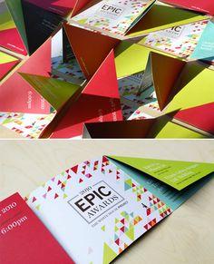 21 Beautiful and Creative Brochure Designs