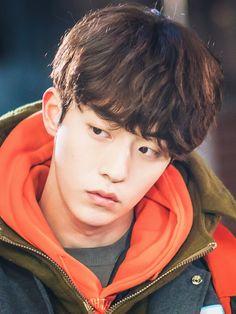 Nam Joo Hyuk aww he looks so adorable