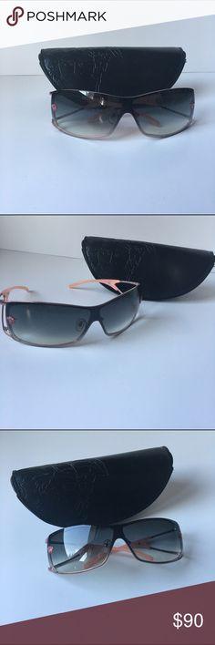 2ed69bc7d3 Versace Sunglasses Mod 2048 Authentic pink Versace sunglasses purchased  from Sunglass Hut. Gradient lenses.