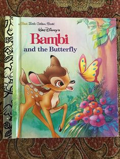 Walt Disney's Bambi and the Butterfly 1997